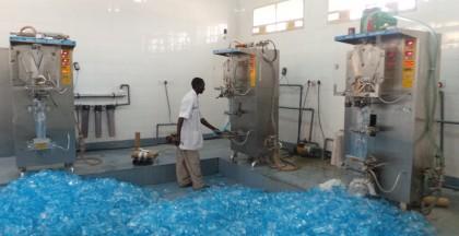 Sachet Water Production