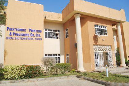 Polytechnic Printing & Publishing Company LTD