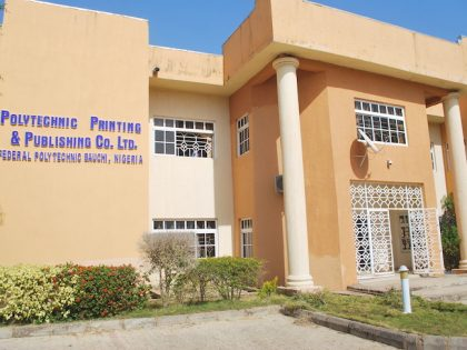 Polytechnic Printing & Publishing Company LTD